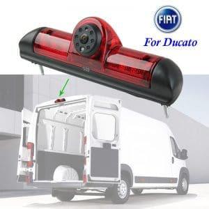Fiat-Peugeot brake light camera